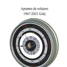 Strumenti di orologiaio: UNA HERRAMIENTA DIRIGIDA A RELOJERISTAS. LIBRO DE GALY EN PDF,. Lote 292302633