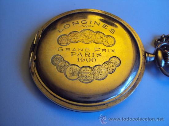 Relojes - Longines: LONGINES - Foto 5 - 26677661
