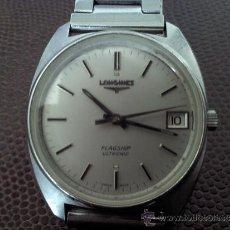 Relojes - Longines: RELOJ MARCA LONGINES ELECTRONICO MODELO FLAGSHIP ULTRONIC. Lote 61717576
