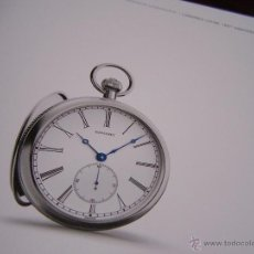 Relojes - Longines: CATÁLOGO RELOJ LONGINES 1832-2012. Lote 41608995