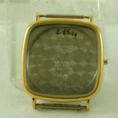 Relojes - Longines: LONGINES CAJA CHAPADA NUEVA CON PEGATINAS. Lote 56348032