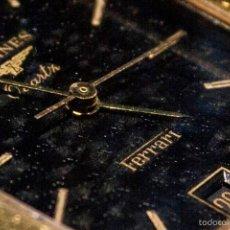Relojes - Longines: RELOJ DE PULSEA LINGINES CUARZO FERRARI.. Lote 56382149
