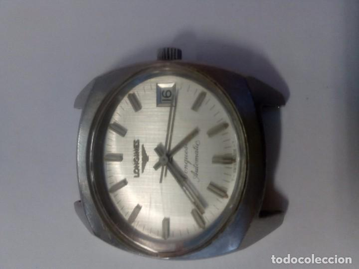 Relojes - Longines: Reloj Longines Conquest Automático - Foto 2 - 72620479