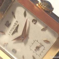 Relojes - Longines: RELOJ LONGINES ORO ROSA 18 K. CUERDA MANUAL 23Z. Lote 76689731