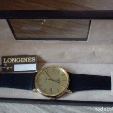 Relojes - Longines: MAGNIFICO RELOGE LONGINES QUARTZ PRESENCE. Lote 135333731