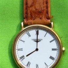 Relojes - Longines: LONGINES QUARTZ CABALLERO. NO FUNCIONA. Lote 88922008