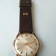 61e489d077ca reloj de oro longines présence l4.743.6.12.0 - Comprar Relojes ...