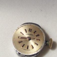 Relojes - Longines: MAQUINARIA LONGINES CALIBRE 410. Lote 96102547