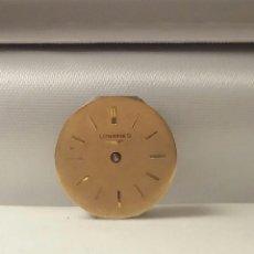 Relojes - Longines: MAQUINARIA LONGINES. Lote 96103111