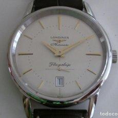 Relojes - Longines: LONGINES HERITAGE FLAGSHIP AUTOMATIC NUEVO EN CAJA, GARANTIA OFICIAL 2 AÑOS GRANDE 39MM. Lote 96646403