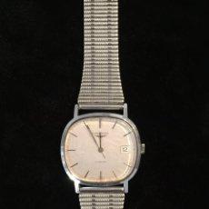 Relojes - Longines: RELOJ LONGINES AUTOMATICO, AÑOS 50. FUNCIONANDO CORRECTAMENTE.. Lote 97450428