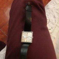 Relojes - Longines: RELOJ DE COLECCIÓN LONGINES CON CALENDARIO CASI A ESTRENAR CAJA DE ACERO FUNCIONA PARA COLECION . Lote 98387191