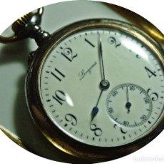 Relojes - Longines: RELOJ BOLSILLO LONGINES. Lote 100338951