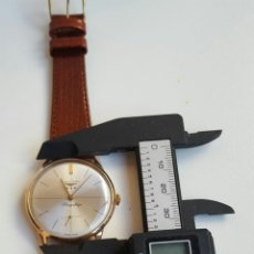 Relojes - Longines: LONGINES FLAGCHIP DE ORO SÓLIDO 18K. Lote 104632046