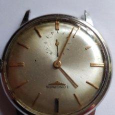 Relojes - Longines: ANTIGUO RELOJ DE PULSERA DE CABALLERO DE LA MARCA LONGINES. Lote 105263011