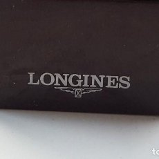 Relojes - Longines: EXPOSITOR LONGINES MEDIDAS 8 X 7 X 5 CM. Lote 111352775