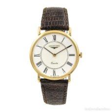 Relojes - Longines: LONGINES RELOJ DE CABALLERO ACERO Y ORO AMARILLO 18K. Lote 113465023