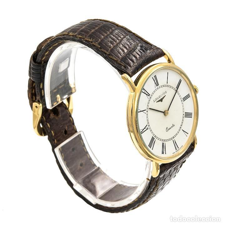 Relojes - Longines: Longines Reloj de Caballero Acero y Oro amarillo 18k - Foto 4 - 113465023