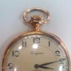 Relojes - Longines: RELOJ LONGINES ORO DE LEY 18 KT. Lote 118482415
