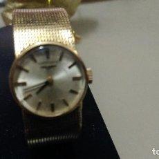 Relojes - Longines: LONGINES DE ORO. Lote 119948623