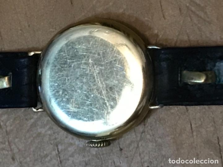Relojes - Longines: RELOJ LONGINES DE MUJER EN ORO DE 18K CON ESFERA DE 21 MM APROX. ANTES DE LA GUERRA - Foto 6 - 223991670
