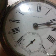 Relojes - Longines: LONGINES MEDALLA ORO PARIS 1878. Lote 128488875