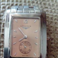Relojes - Longines: RELOJ LONGINES DE CUARZO. Lote 128918155