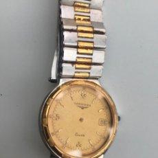 Relojes - Longines: RELOJ LONGINES QUARTZ CONQUEST , DE PULSERA , AVERIADO . Lote 135484682