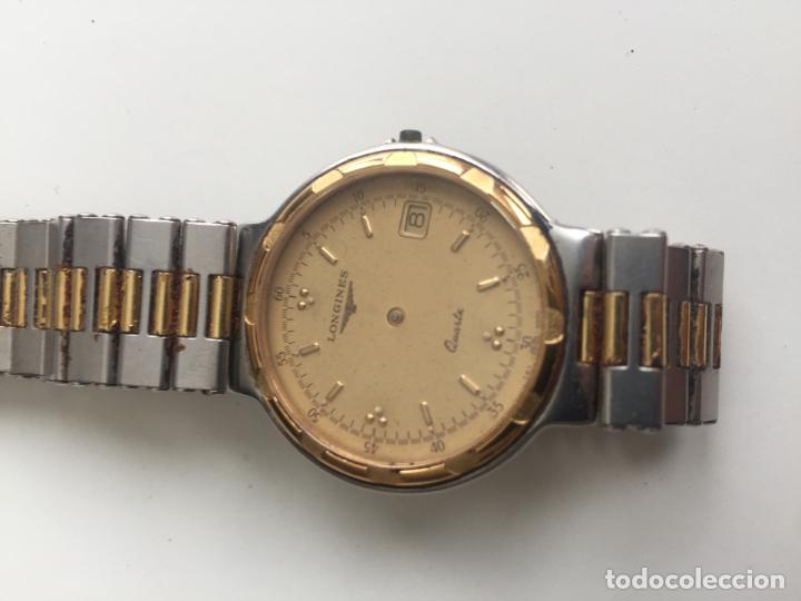 Relojes - Longines: RELOJ LONGINES QUARTZ CONQUEST , DE PULSERA , AVERIADO - Foto 2 - 135484682