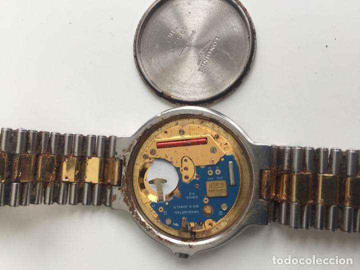 Relojes - Longines: RELOJ LONGINES QUARTZ CONQUEST , DE PULSERA , AVERIADO - Foto 4 - 135484682