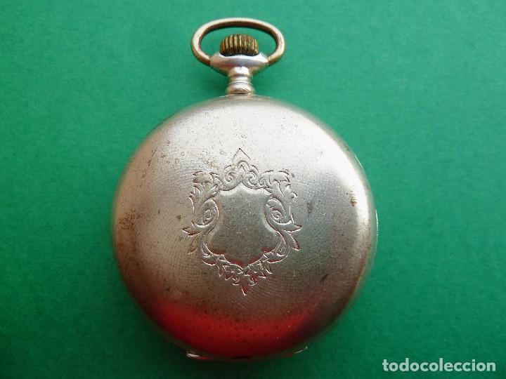 Relojes - Longines: Reloj de bolsillo Longines de plata - Foto 2 - 137917678
