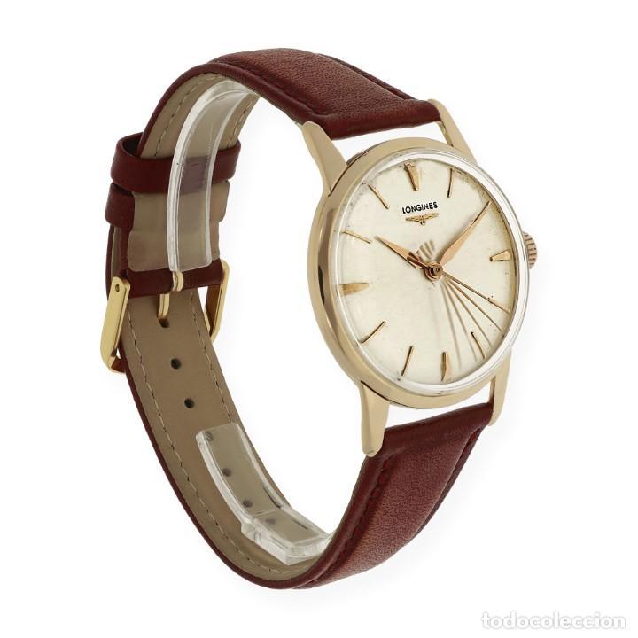 Relojes - Longines: Longines Oro 18k Reloj para Caballero - Foto 4 - 138745922