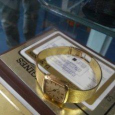 Relojes - Longines: RELOJ PULSERA ORO. Lote 140147438
