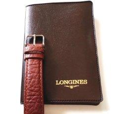 Relojes - Longines: RELOJ LONGINES CUARZO CALENDARIO AÑOS 80 FUNCIONA, CORREA NUEVA DE PIEL. MED. 32 MM SIN CORONA. Lote 141932670