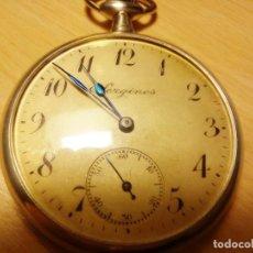 Relojes - Longines: GAMA ALTA LONGINES TRADE MARK SERGINES. Lote 142447886