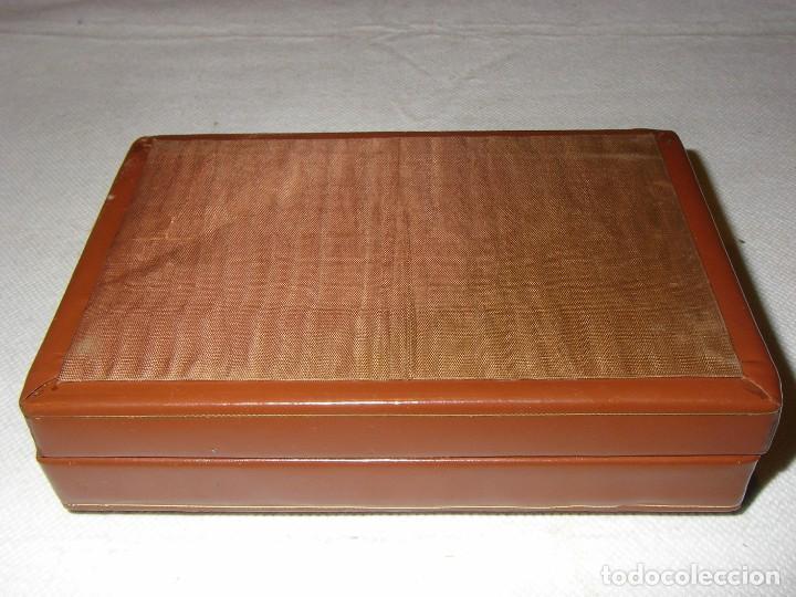 Relojes - Longines: Caja de reloj Longuines, 14 x 10 x 4 cm. - Foto 5 - 150463274