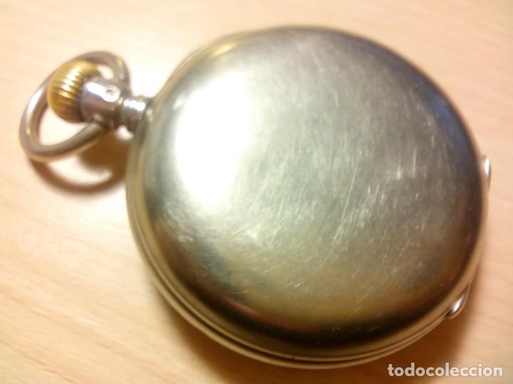 Relojes - Longines: RELOJ LONGINES FUNCIONANDO NORMAL AÑO 1878 - Foto 2 - 147204930