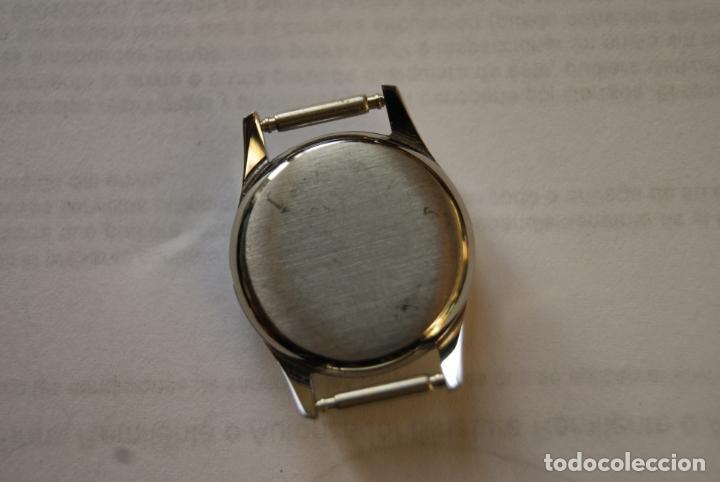 Relojes - Longines: LOTE DE MAQUINAS LONGINES CYMA Y JUSTINA C8 - Foto 4 - 147289282