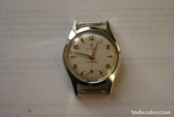 Relojes - Longines: LOTE DE MAQUINAS LONGINES CYMA Y JUSTINA C8 - Foto 5 - 147289282