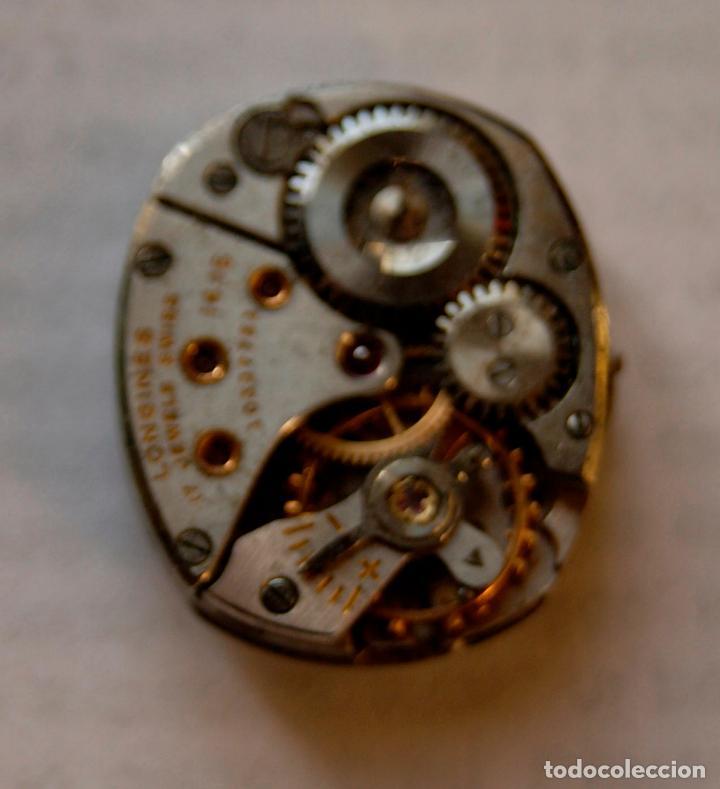 Relojes - Longines: LOTE DE MAQUINAS LONGINES CYMA Y JUSTINA C8 - Foto 7 - 147289282