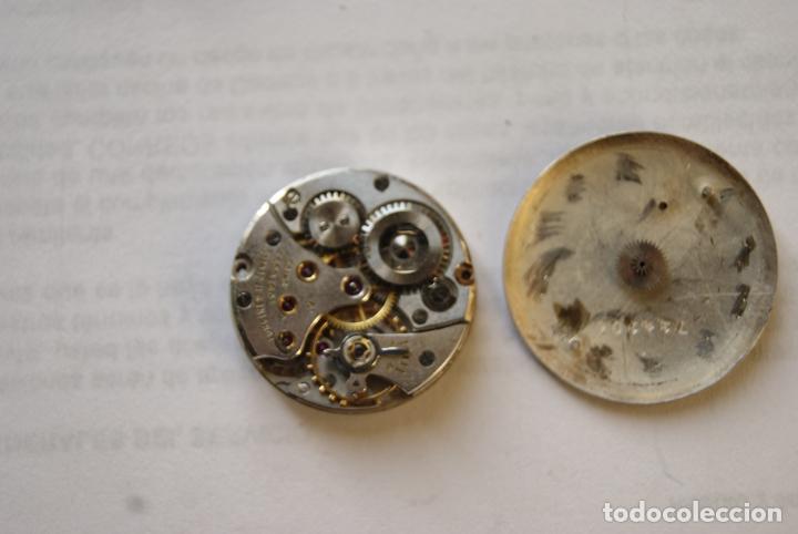 Relojes - Longines: LOTE DE MAQUINAS LONGINES CYMA Y JUSTINA C8 - Foto 9 - 147289282