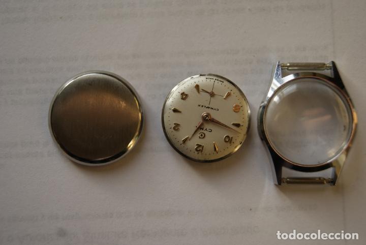 Relojes - Longines: LOTE DE MAQUINAS LONGINES CYMA Y JUSTINA C8 - Foto 11 - 147289282