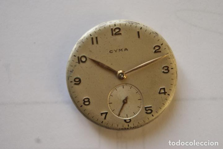 Relojes - Longines: LOTE DE MAQUINAS LONGINES CYMA Y JUSTINA C8 - Foto 12 - 147289282