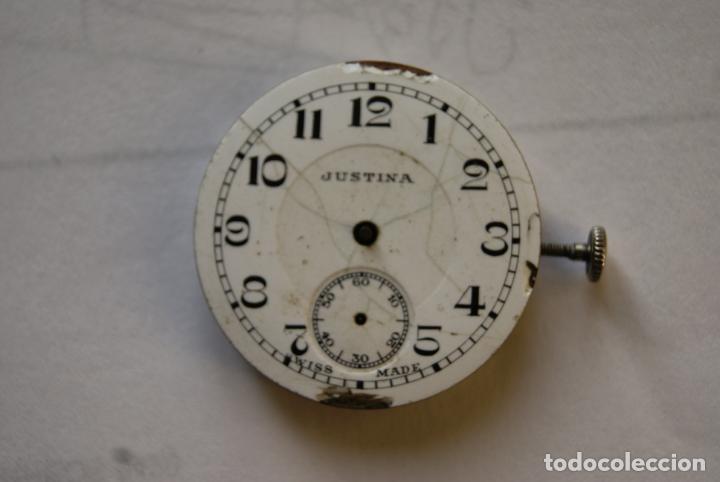 Relojes - Longines: LOTE DE MAQUINAS LONGINES CYMA Y JUSTINA C8 - Foto 14 - 147289282