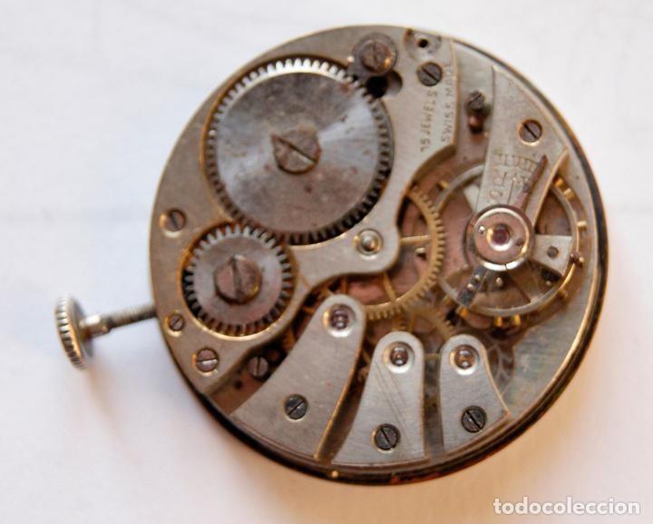 Relojes - Longines: LOTE DE MAQUINAS LONGINES CYMA Y JUSTINA C8 - Foto 15 - 147289282
