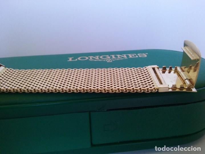 Relojes - Longines: RELOJ LONGINES EN ORO MACIZO DE 18 KILATES/750mm AUTOMATICO Y ANTIGUO - Foto 21 - 147584658