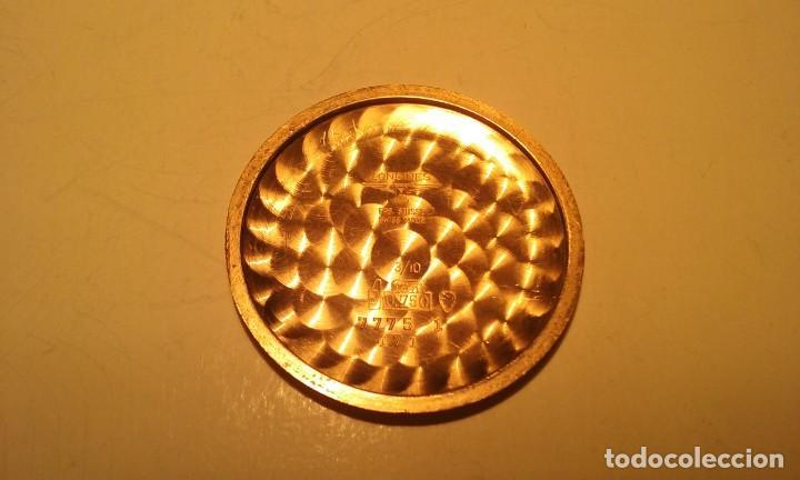 Relojes - Longines: RELOJ LONGINES EN ORO MACIZO DE 18 KILATES/750mm AUTOMATICO Y ANTIGUO - Foto 25 - 147584658