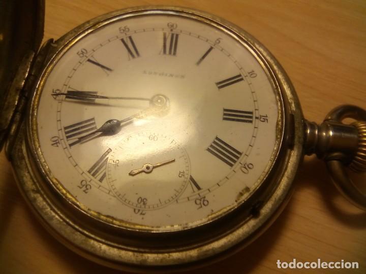 RELOJ LONGINES FUNCIONANDO NORMAL AÑO 1878 (Relojes - Relojes Actuales - Longines)