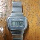 Relojes - Longines: ANTIGUO RELOJ VINTAGE LONGINES CRONO DIGITAL LCD. AÑOS 70 - MUY RARO - FUNCIONANDO. Lote 148590006