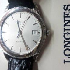 Relojes - Longines: LONGINES AUTOMATICO SUIZO MODELO L4.717.4 FLAGSHIP. Lote 149397806